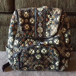 🌻 Vera Bradley retired Canyon Large Backpack! 🌻